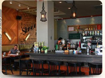 מדהים מסעדת Bleecker Street בליקר סטריט הרצליה - מסעדה בית קפה-מסעדה WM-83