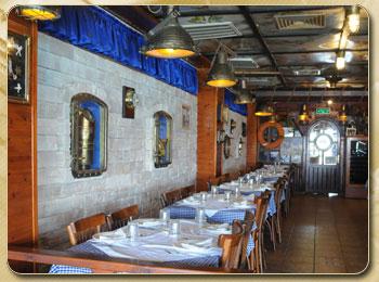 Ресторан Последнее Пристанище Эйлат